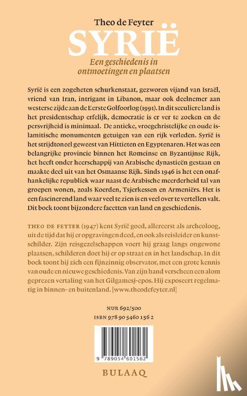 Feyter, Th. de - Syrie