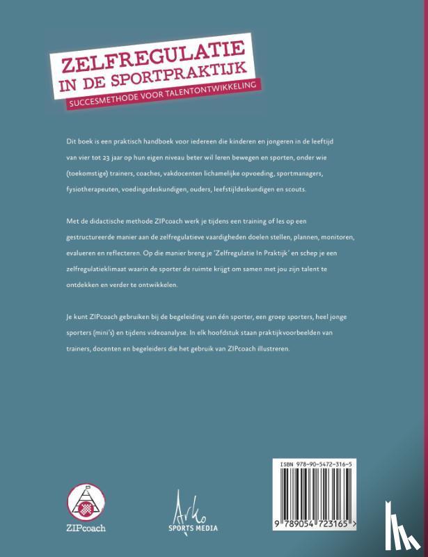 Idema, Wietske, Torenbeek, Marjolein - Zelfregulatie in de sportpraktijk
