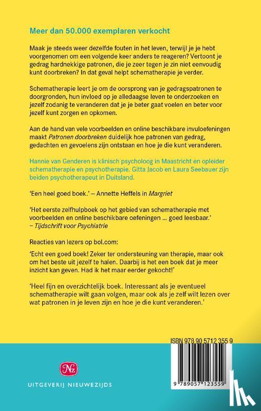 Genderen, Hannie van, Jacob, Gitta, Seebauer, Laura - Patronen doorbreken