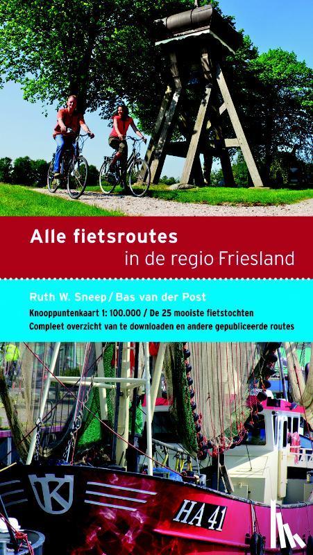 Sneep, Ruth, Post, Bas van der - in de regio Friesland