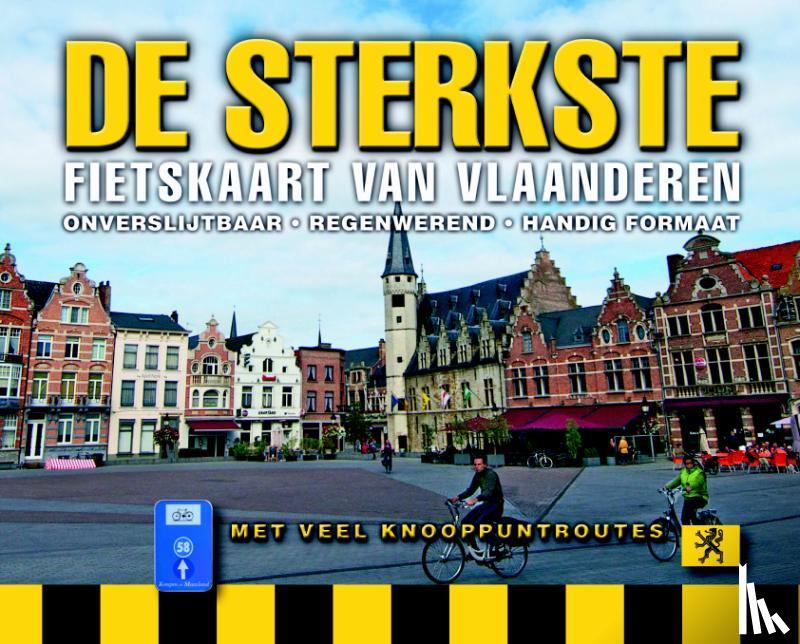 Eberhardt, John - De sterkste fietskaart van Vlaanderen