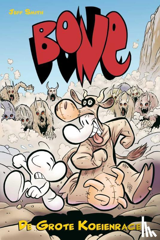 Smith, Justine - Bone 2 De grote koeienrace