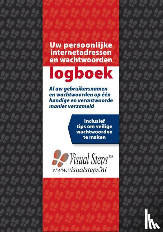 Visual Steps B.V. - Uw persoonlijke internetadressen en wachtwoorden logboek