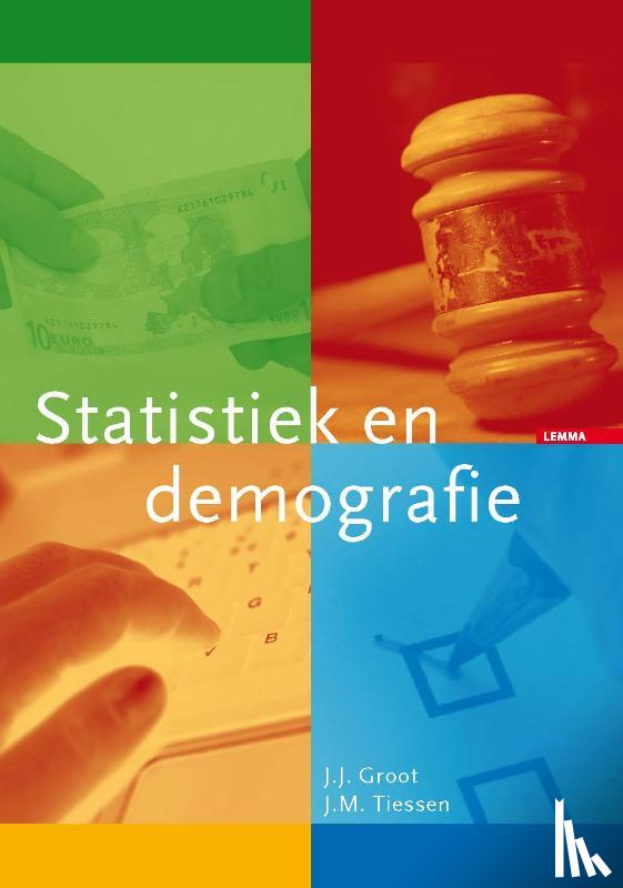 Groot, J.J., Tiessen, J.M. - Statistiek en demografie