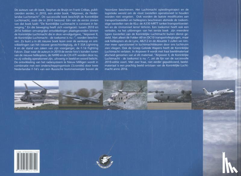 Bruijn, Stephan de, Crébas, Frank - Airpower II