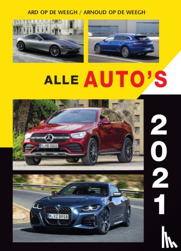 Weegh, Ard op de, Weegh, Arnoud op de - Alle auto's 2021