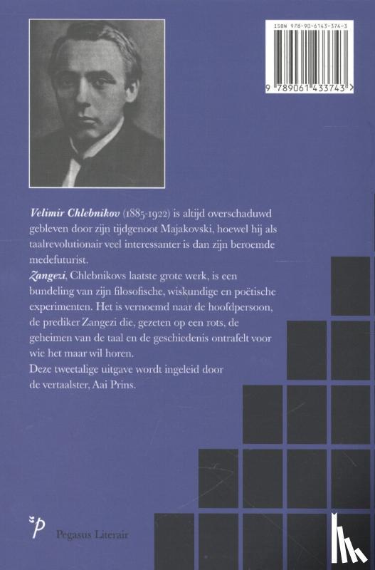 Chlebnikov, Velimir - Zangezi