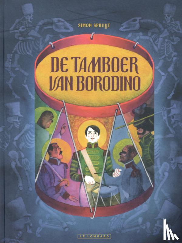 Spruyt, Simon - De Tamboer van Borodino