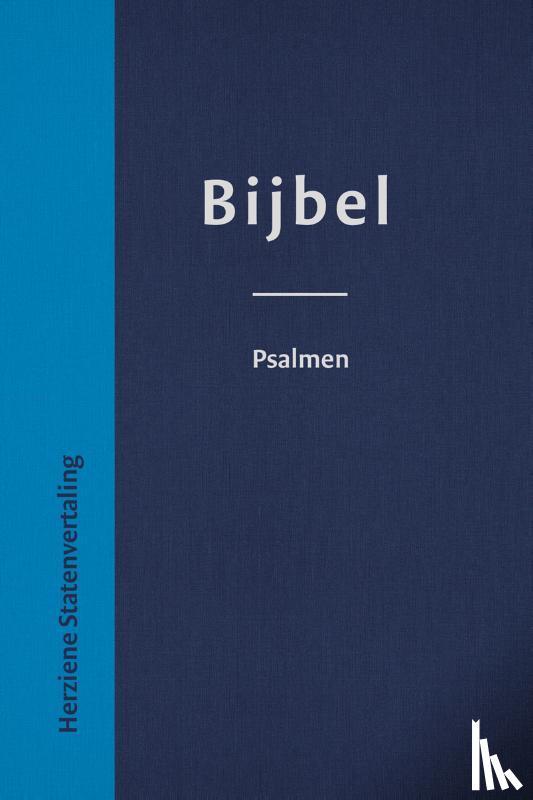 - Bijbel met Psalmen hardcover (HSV) + koker - 8,5 x 12,5 cm
