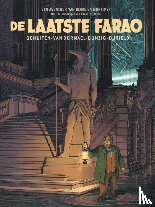 - De laatste farao