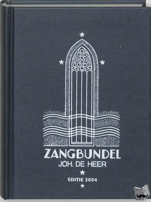 Heer - Zangbundel joh. de heer tekstuitgave 2