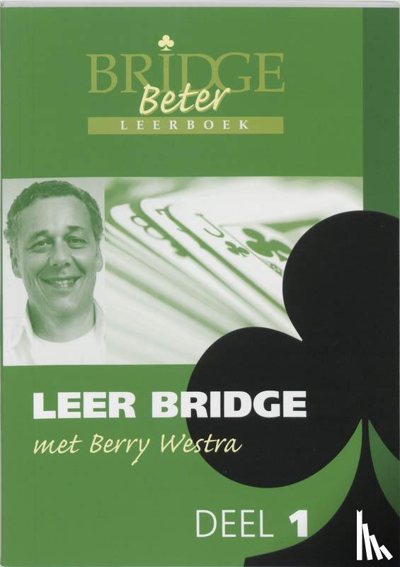 Westra, Berry - Leer bridge met Berry Westra dl.1 KLAVERENBOEKJE