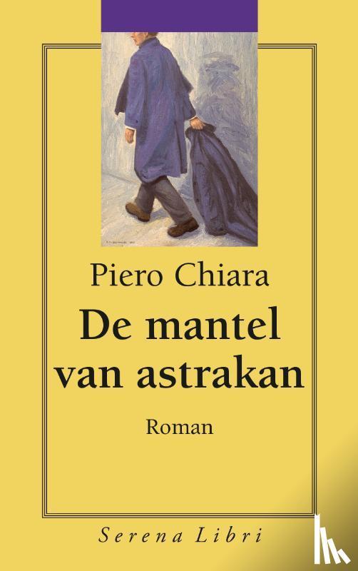 Chiara, Piero - De mantel van astrakan
