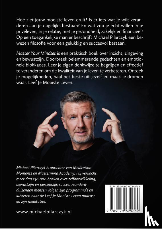 Pilarczyk, Michael - Master Your Mindset