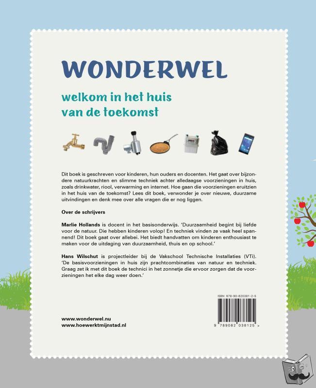Hollands, Marlie, Wilschut, Hans - Wonderwel