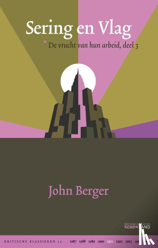 Berger, John - 3 Sering en vlag