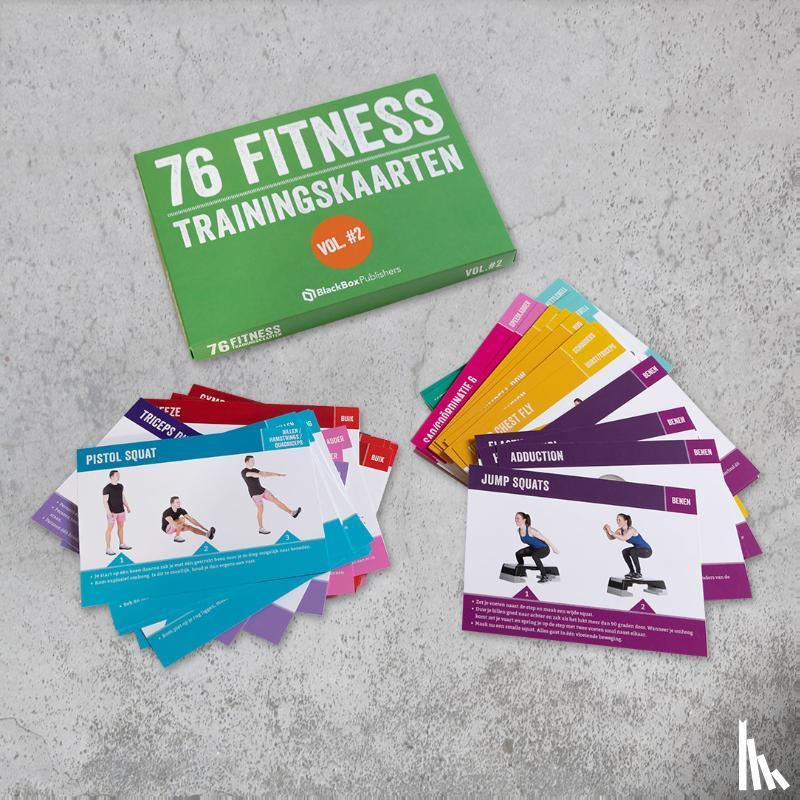 Jongen, Kelby - Fitness trainingskaarten - Volume 2