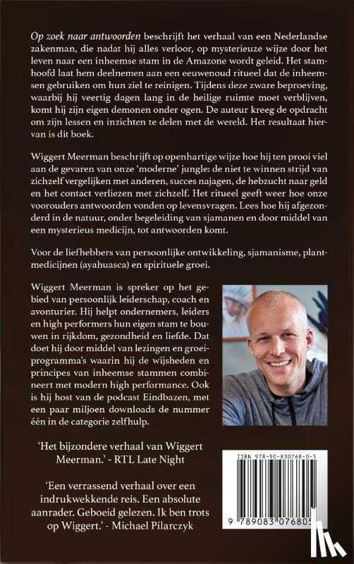 Meerman, Wiggert - Op zoek naar antwoorden
