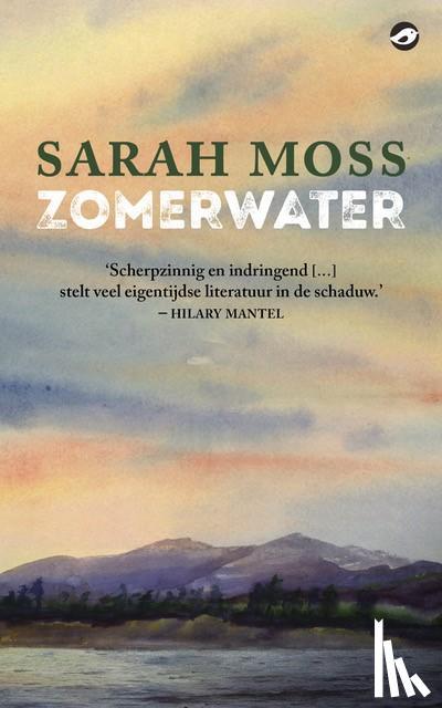 Moss, Sarah - Zomerwater