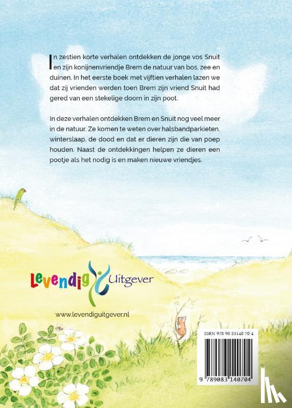 Luxemburg, Elly-Ann van - Met Brem en Snuit de duinen in