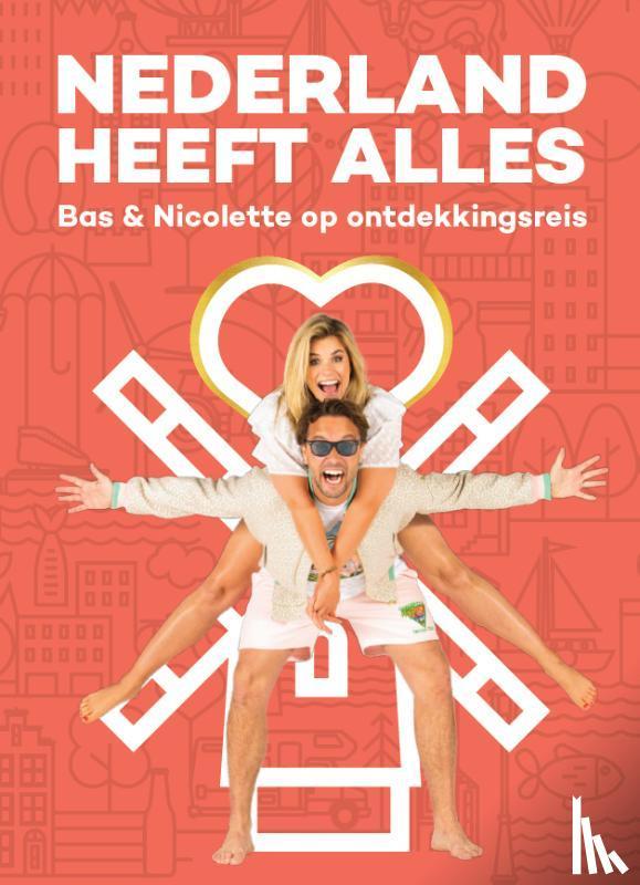 Smit, Bas, Dam, Nicolette van - Nederland heeft Alles