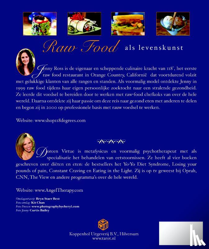 Virtue, Doreen, Ross, Jenny - Raw food als levenskunst