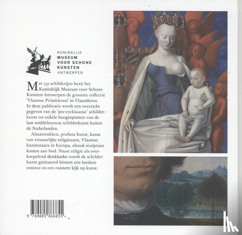 Vandenbroeck, Paul - De eeuw der Vlaamse primitieven