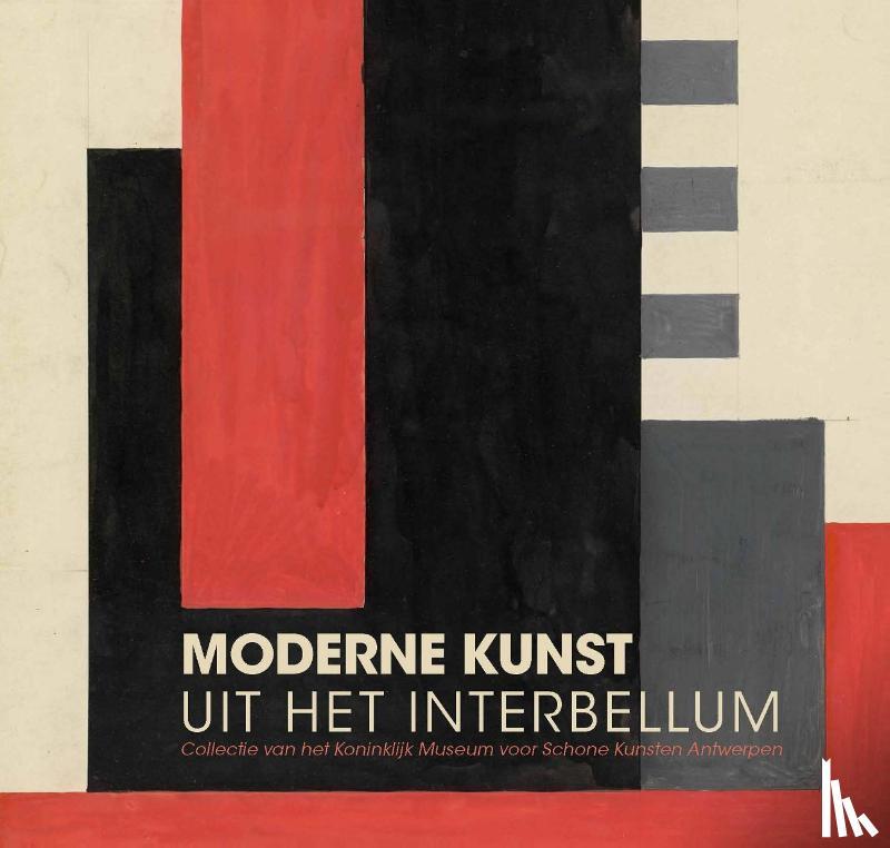 Broeckhoven, Greta Van - Moderne kunst uit het interbellum
