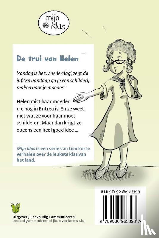 Jongbloed, Annemarie - De trui van Helen