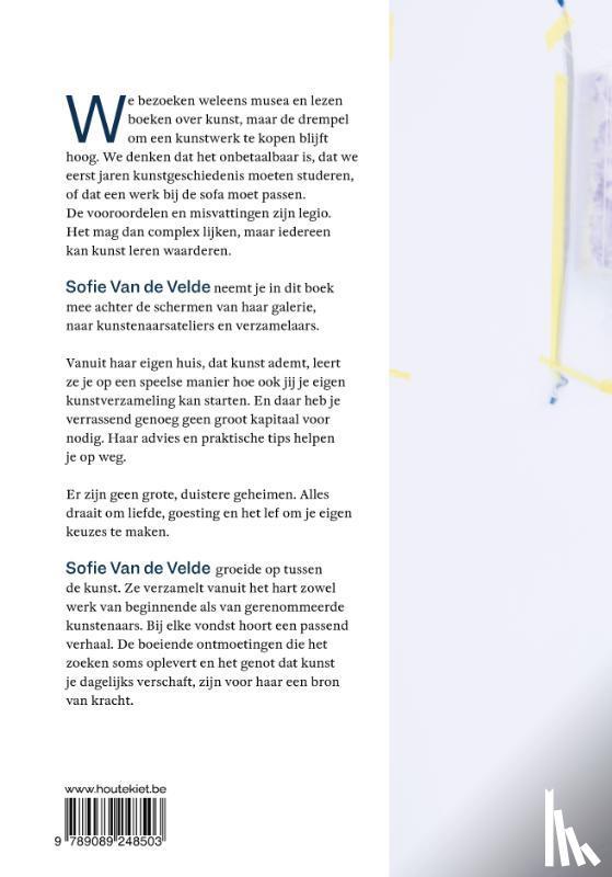 Velde, Sofie Van de - Expeditie Kunst