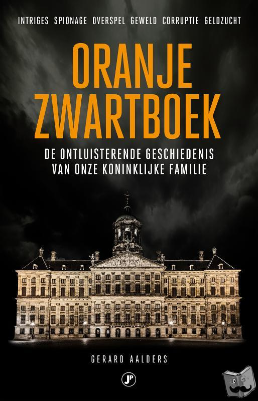 Aalders, Gerard - Oranje Zwartboek
