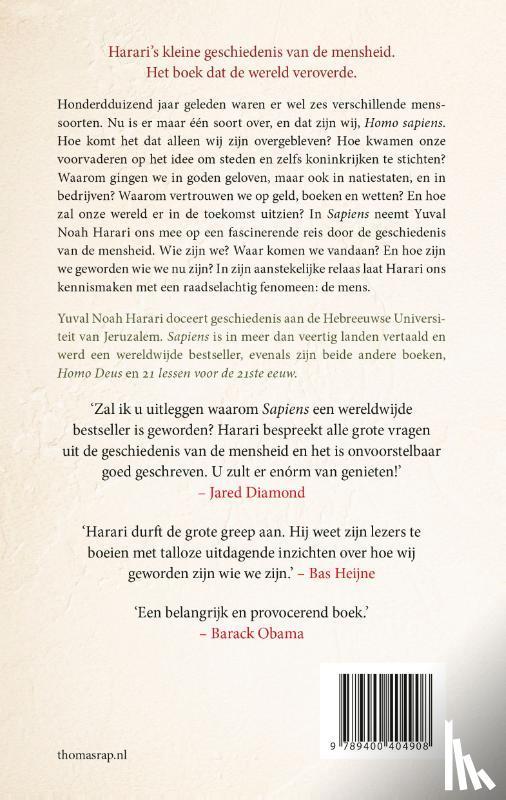 Harari, Yuval Noah - Sapiens