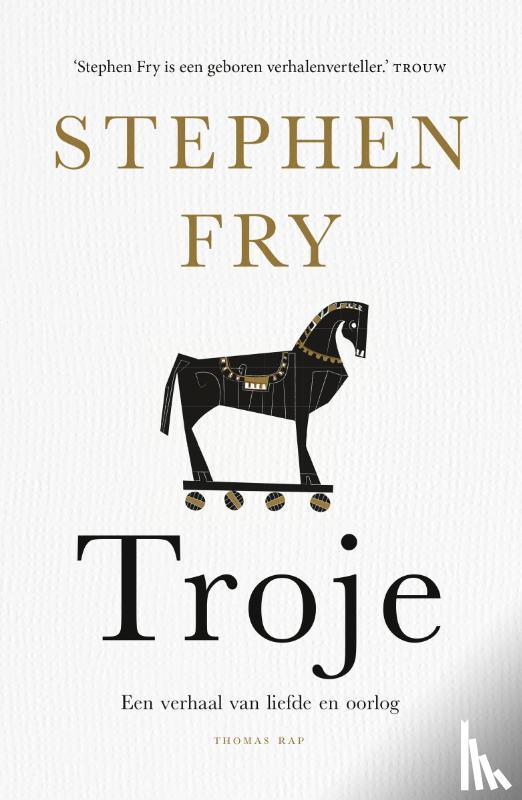 Fry, Stephen - Troje