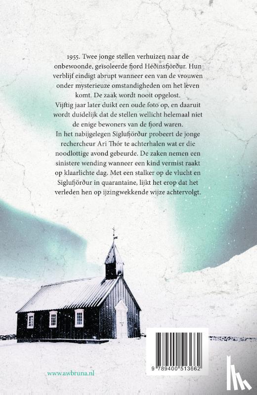 Jónasson, Ragnar - Poolnacht