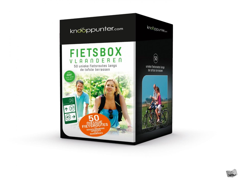 - Knooppunter Fietsbox Vlaanderen