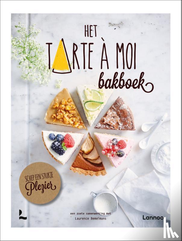 Tarte à Moi, Bemelmans, Laurence - Het Tarte à Moi Bakboek