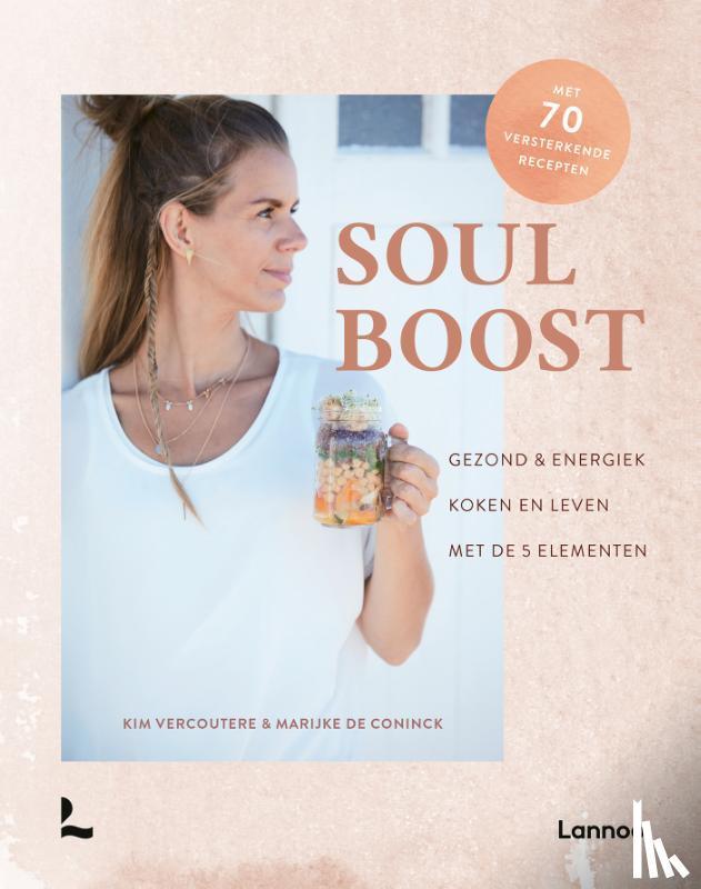 Vercoutere, Kim, De Coninck, Marijke - Soul Boost