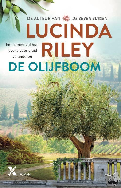 Riley, Lucinda - De olijfboom