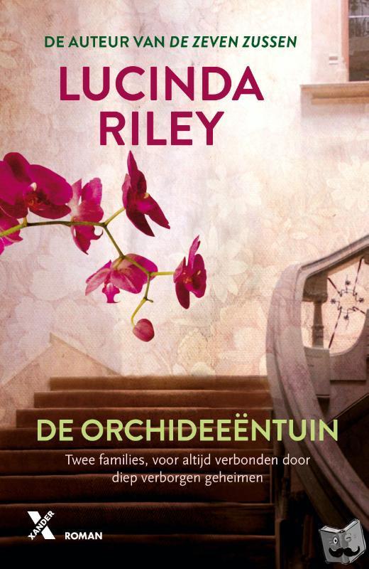 Riley, Lucinda - De orchideeëntuin