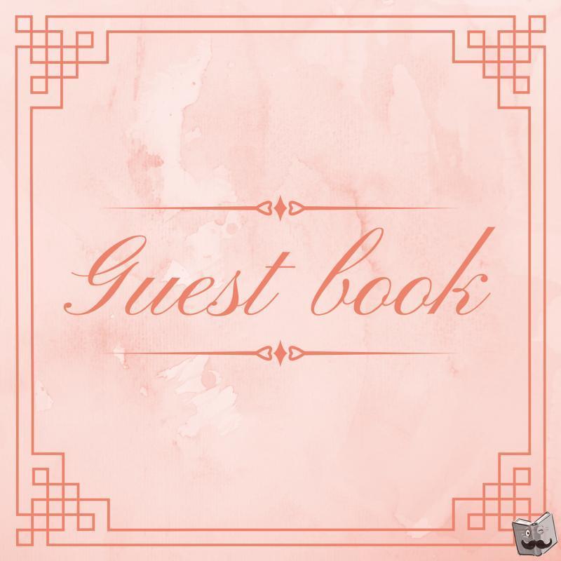 Gastenboeken, Mooie - Aquarel Watercolor Gastenboek voor Huwelijk | Bruiloft | Verjaardag | Babyshower | Babyborrel | Verjaardag | Pensioen | Feest en meer - POD editie