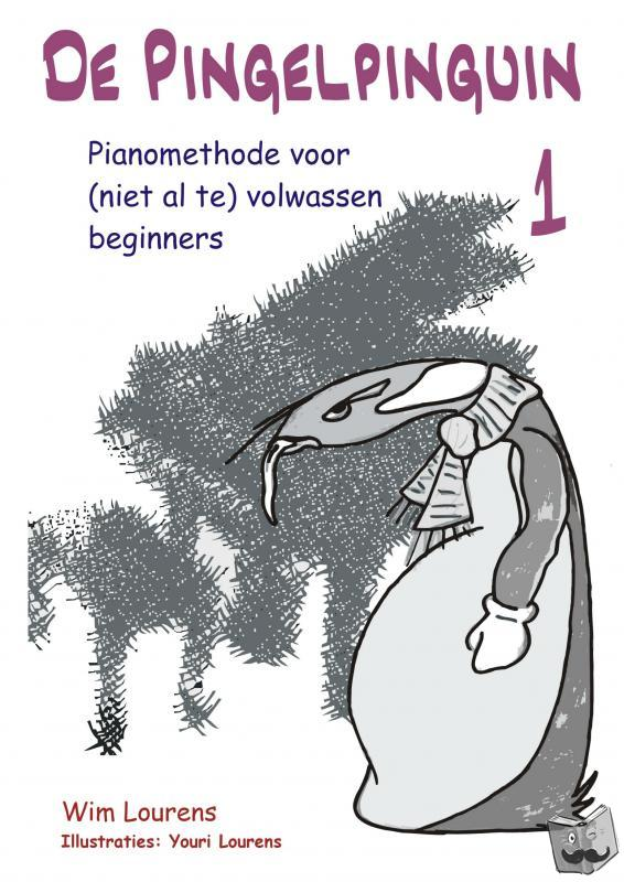 Lourens, Wim - De Pingelpinguïn 1 - POD editie