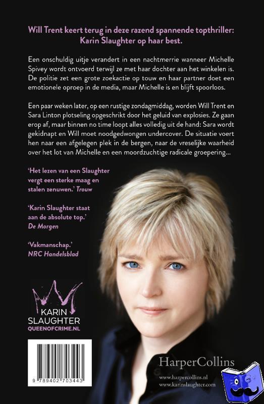Slaughter, Karin - Laatste weduwe