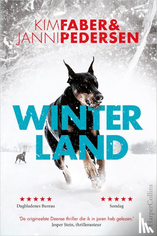 Faber, Kim, Pedersen, Janni - Winterland