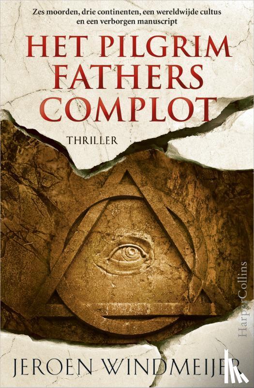 Windmeijer, Jeroen - Het Pilgrim Fathers complot