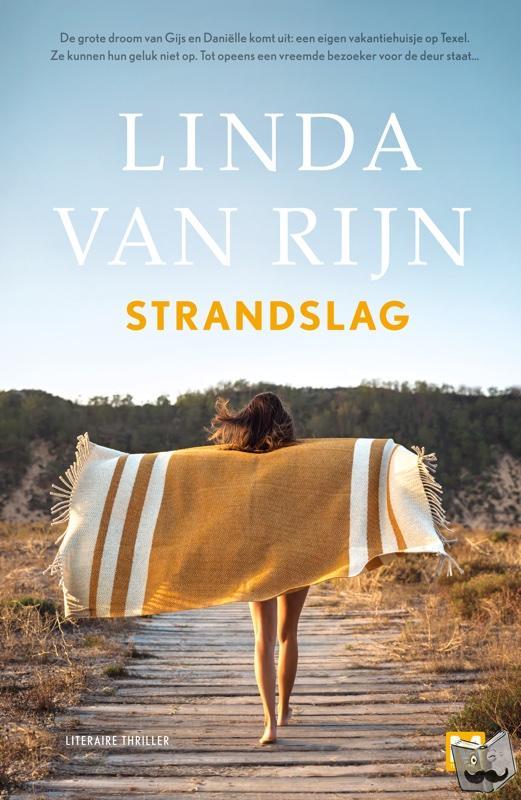 Rijn, Linda van - Strandslag