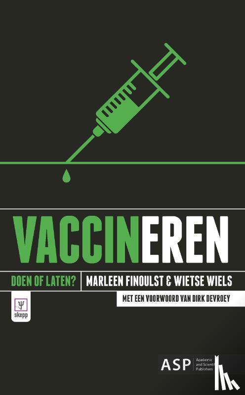 Finoulst, Marleen, Wiels, Wietse - Vaccineren