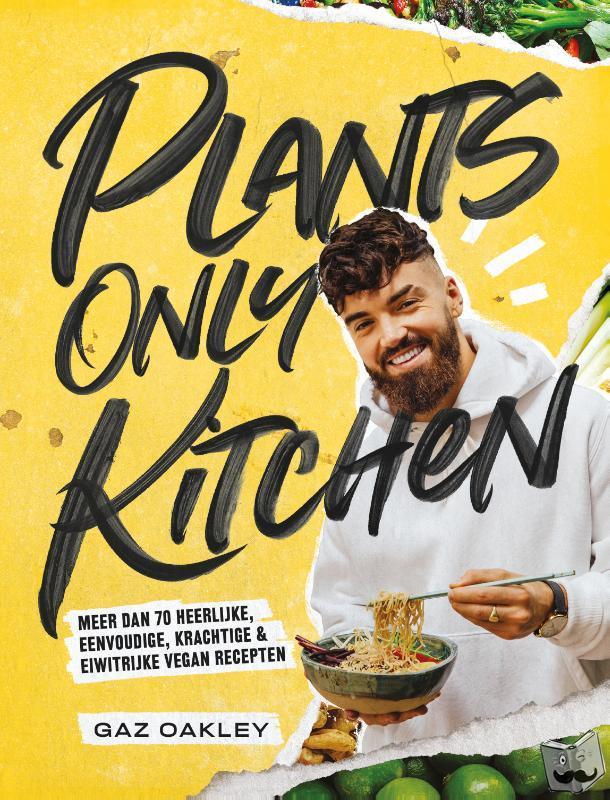 Oakley, Gaz - Plants Only Kitchen