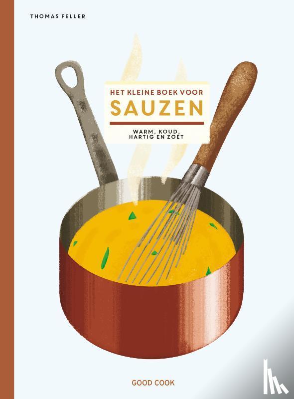 Feller, Thomas - Het kleine boek voor sauzen