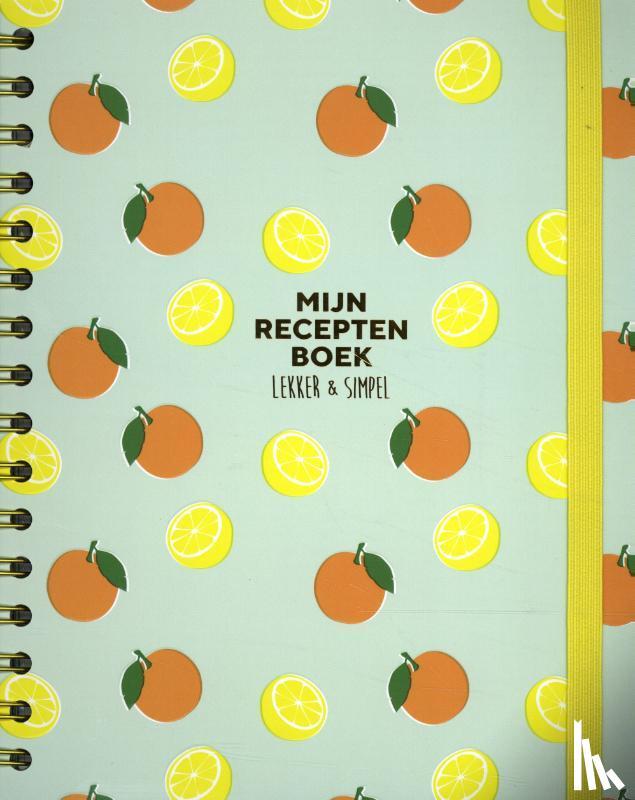 Chanou, Sofie, Daalen Buissant des Amorie, Jorrit van - Mijn receptenboek