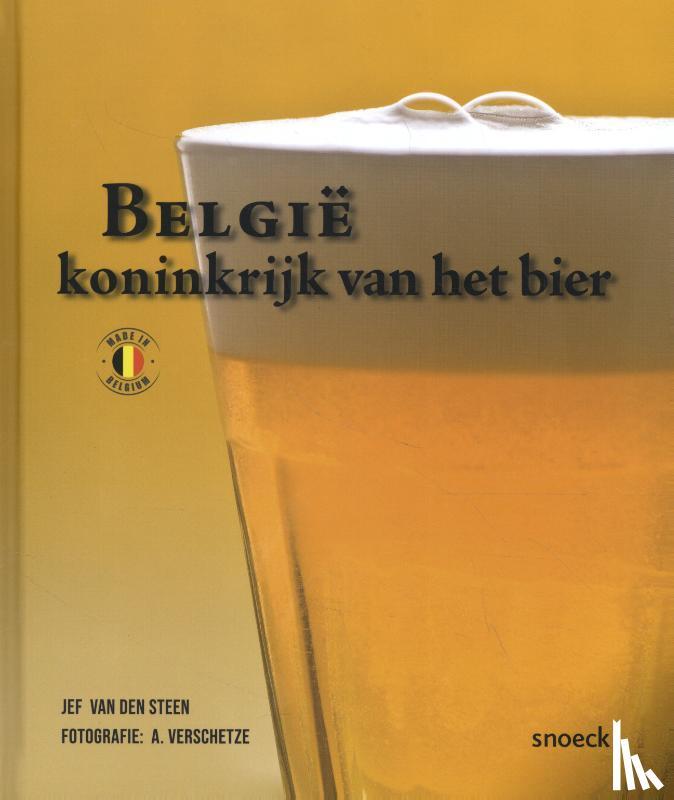 Van den Steen, Jef - België, Koninkrijk van het bier